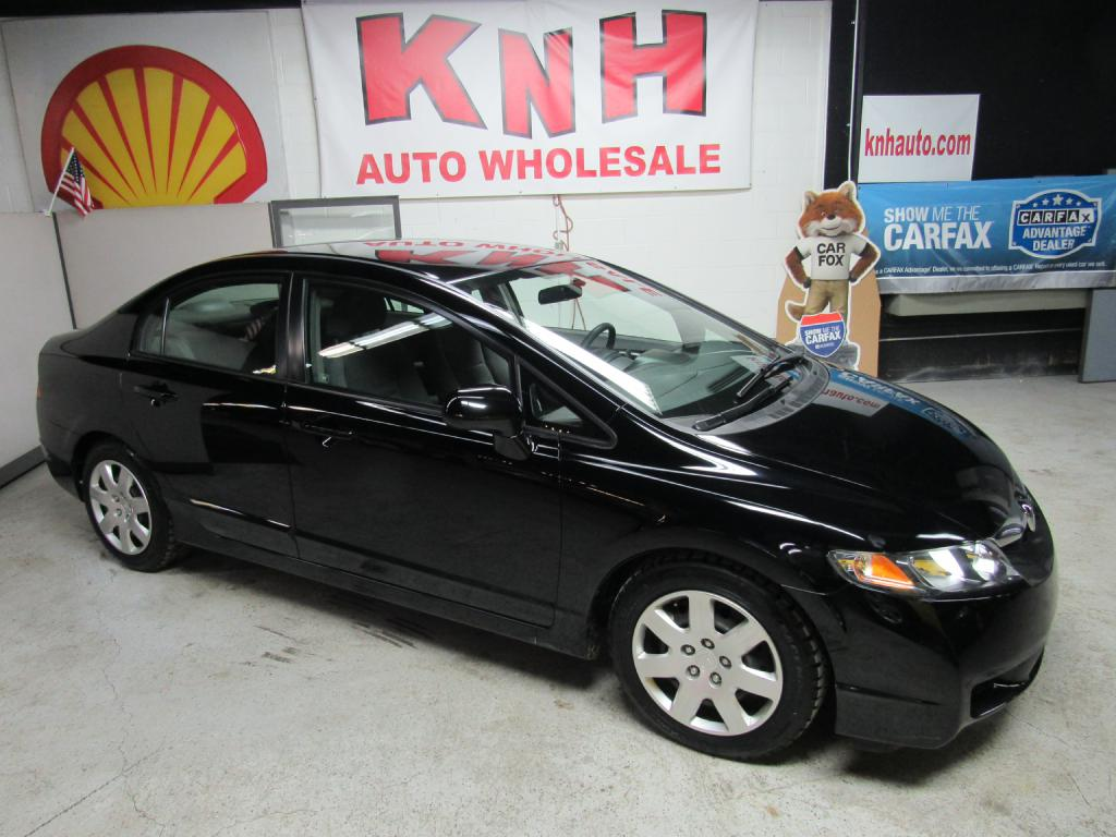 2009 HONDA CIVIC LX for sale at KNH Auto Sales