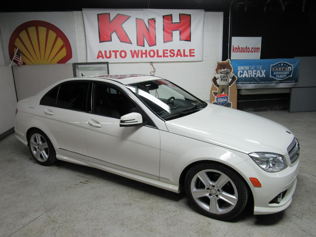 2010 MERCEDES-BENZ C-CLASS C300 4MATIC for sale at KNH Auto Sales