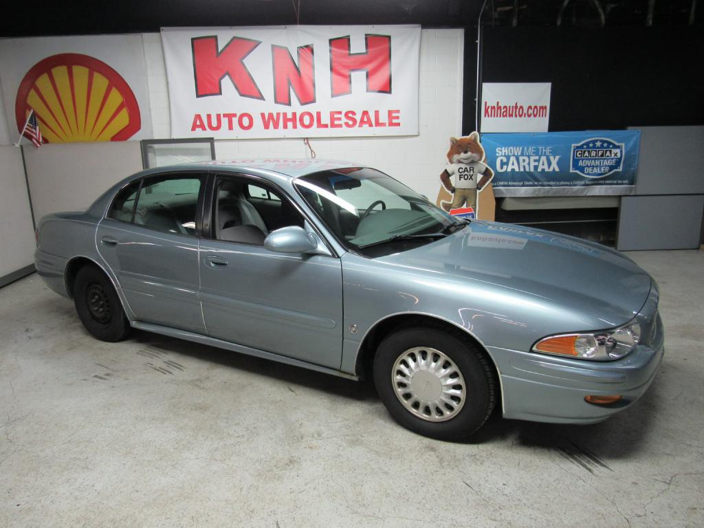2003 BUICK LESABRE CUSTOM for sale at KNH Auto Sales