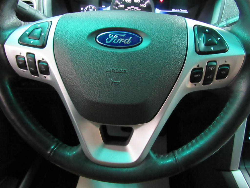 2013 FORD EXPLORER LIMITED for sale at KNH Auto Sales