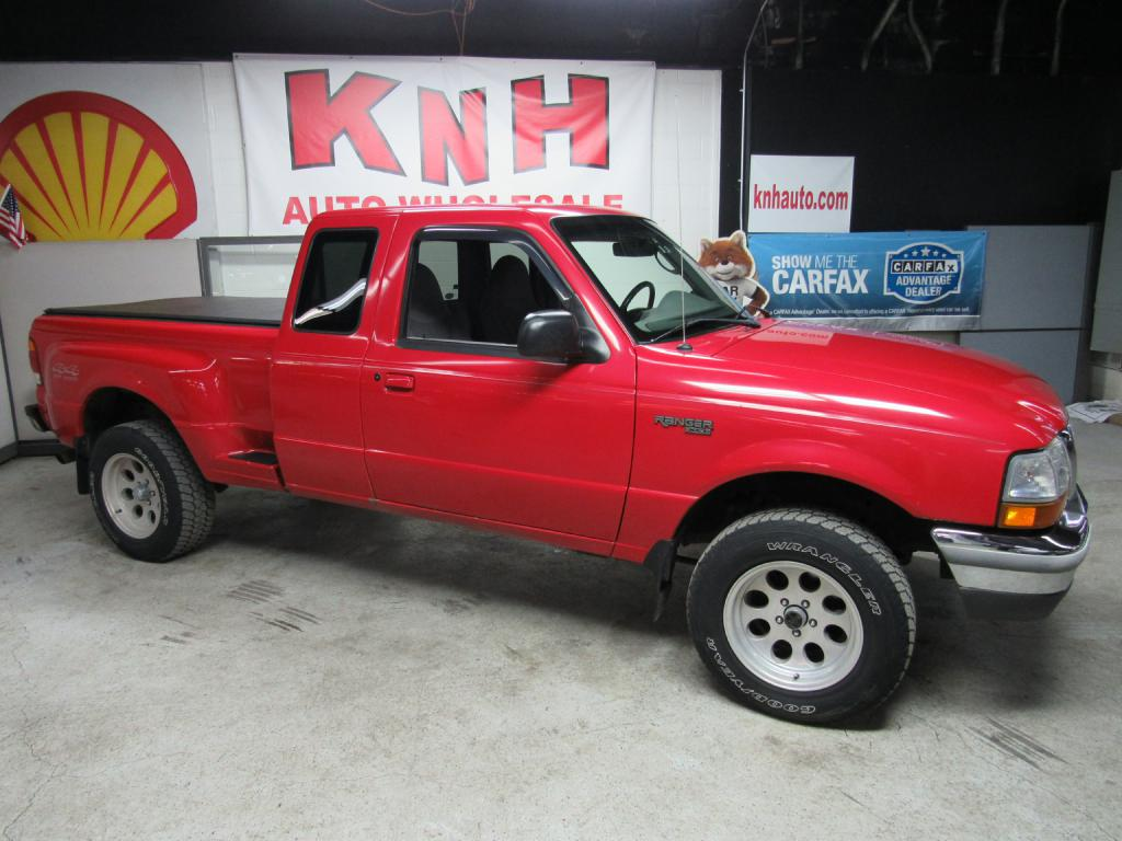 1998 FORD RANGER SUPER CAB for sale at KNH Auto Sales