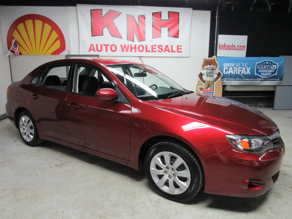 2010 SUBARU IMPREZA 2.5I for sale at KNH Auto Sales