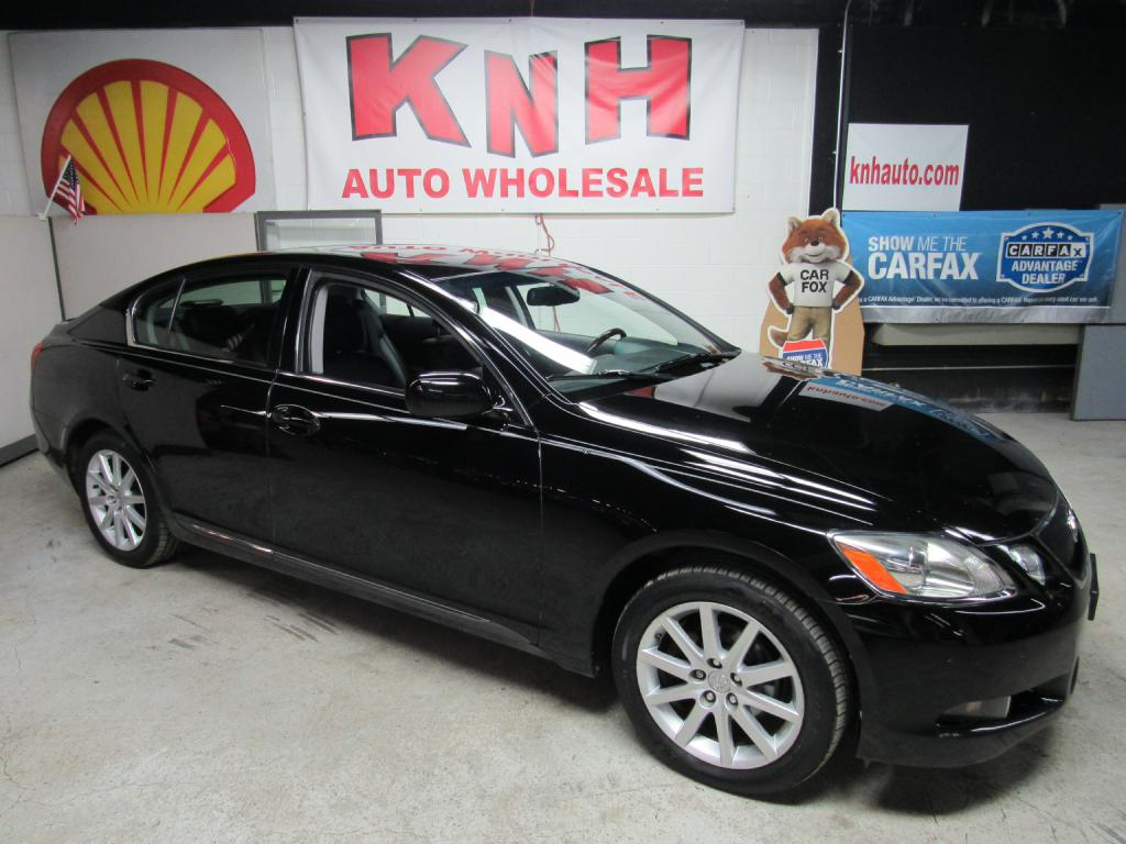 2006 LEXUS GS GENERATION 2 300 for sale at KNH Auto Sales
