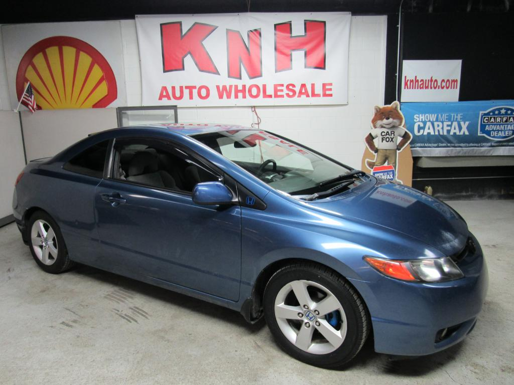 2007 HONDA CIVIC EX for sale at KNH Auto Sales