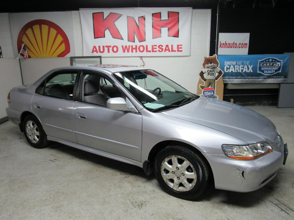 2002 HONDA ACCORD EX for sale at KNH Auto Sales