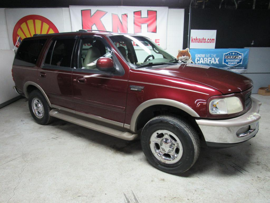 2000 FORD EXPEDITION EDDIE BAUER for sale at KNH Auto Sales