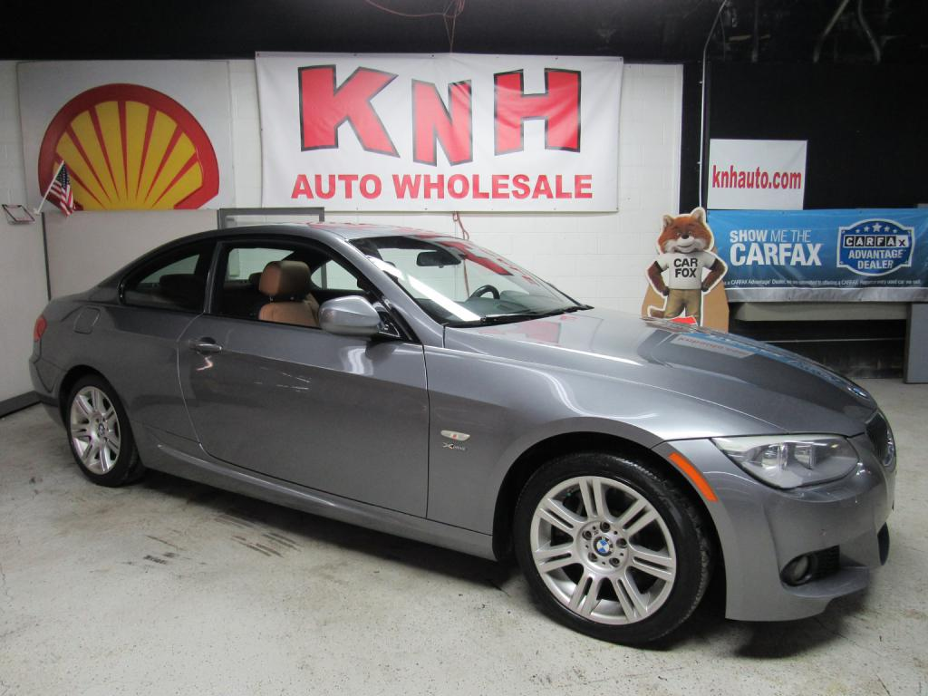 2013 BMW 335 XI for sale at KNH Auto Sales
