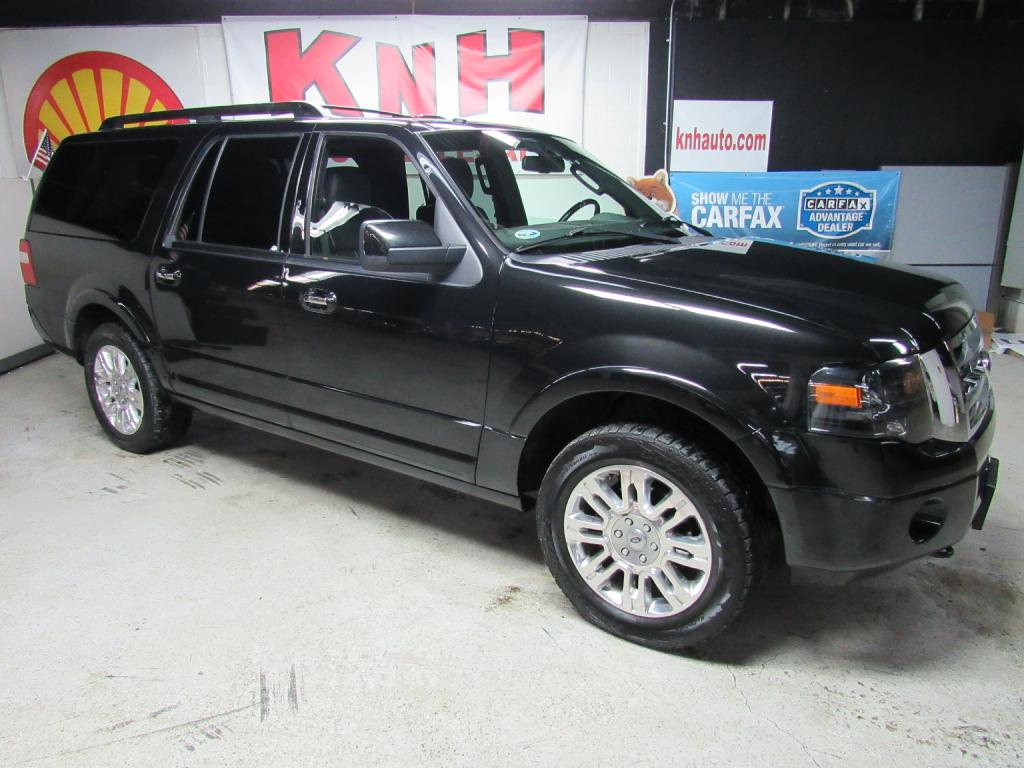 2012 FORD EXPEDITION EL LIMITED for sale at KNH Auto Sales