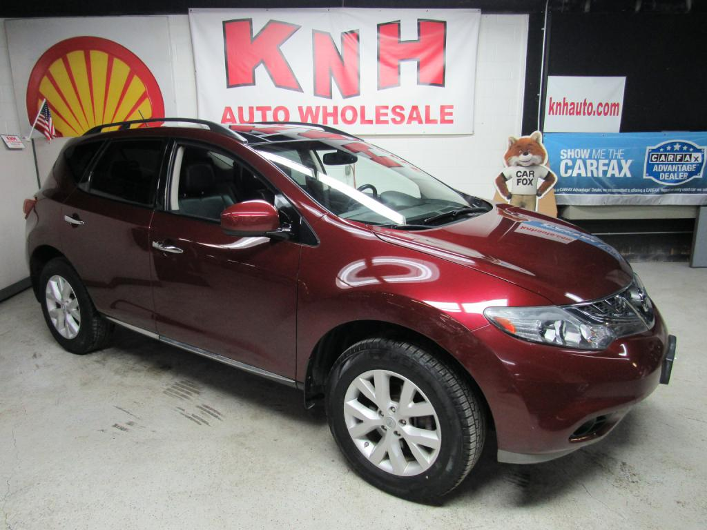 2011 NISSAN MURANO SL for sale at KNH Auto Sales