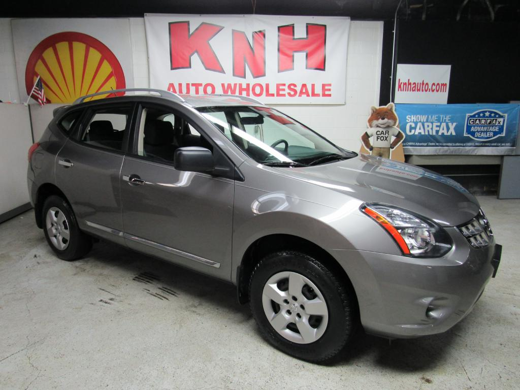 2014 NISSAN ROGUE SELECT S for sale at KNH Auto Sales