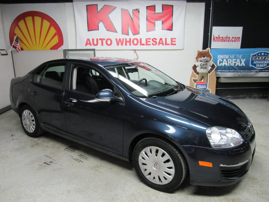 2008 VOLKSWAGEN JETTA S for sale at KNH Auto Sales