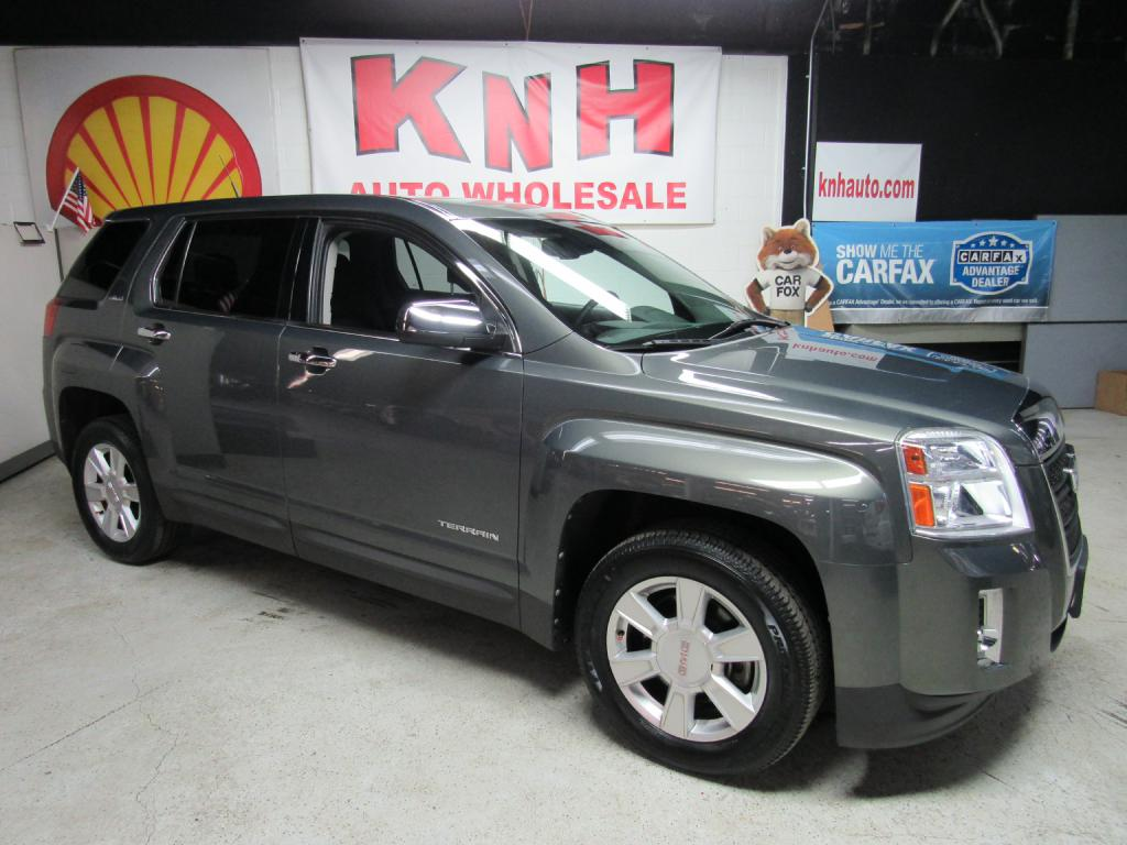 2012 GMC TERRAIN SLE for sale at KNH Auto Sales