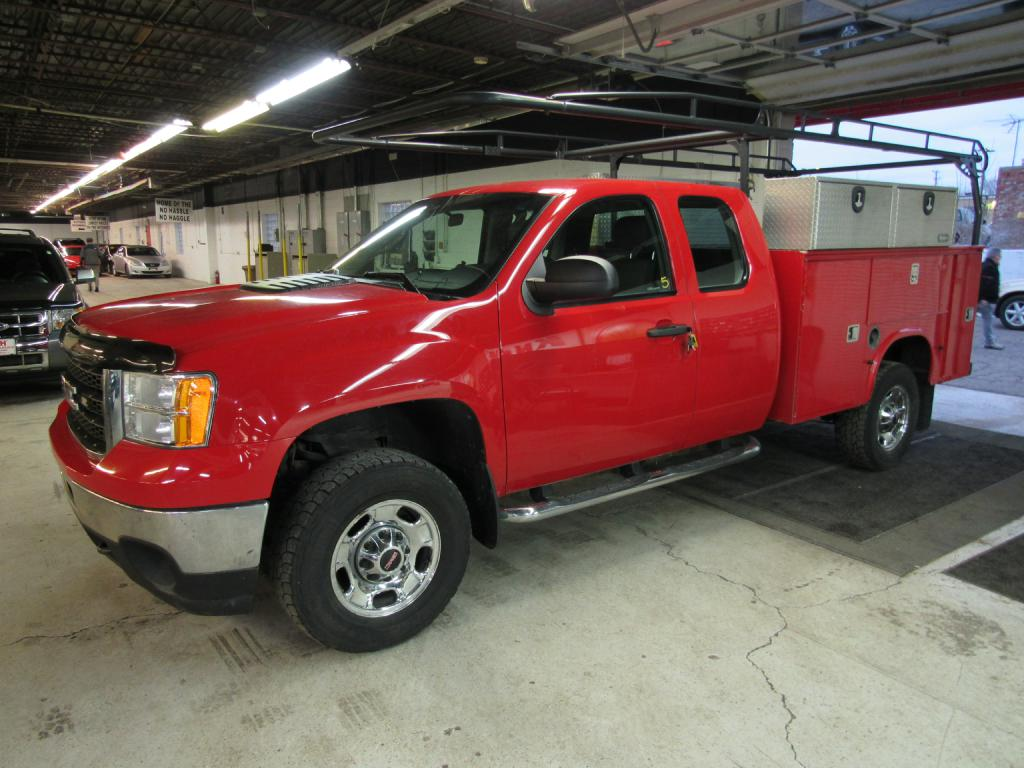 2012 GMC SIERRA 2500 HEAVY DUTY for sale at KNH Auto Sales