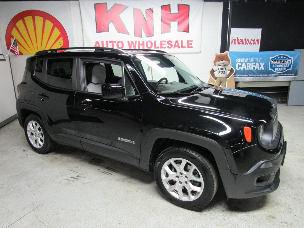 2015 JEEP RENEGADE LATITUDE for sale at KNH Auto Sales