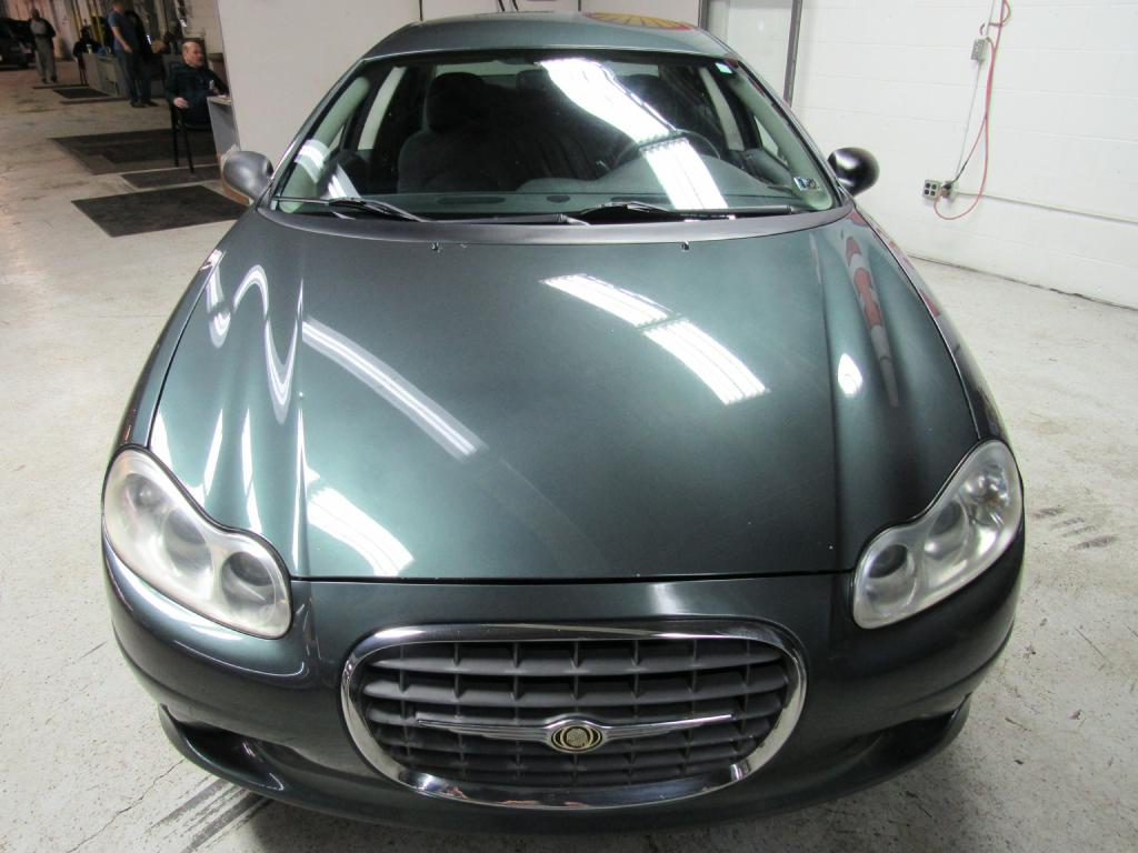 2002 CHRYSLER CONCORDE LX for sale at KNH Auto Sales