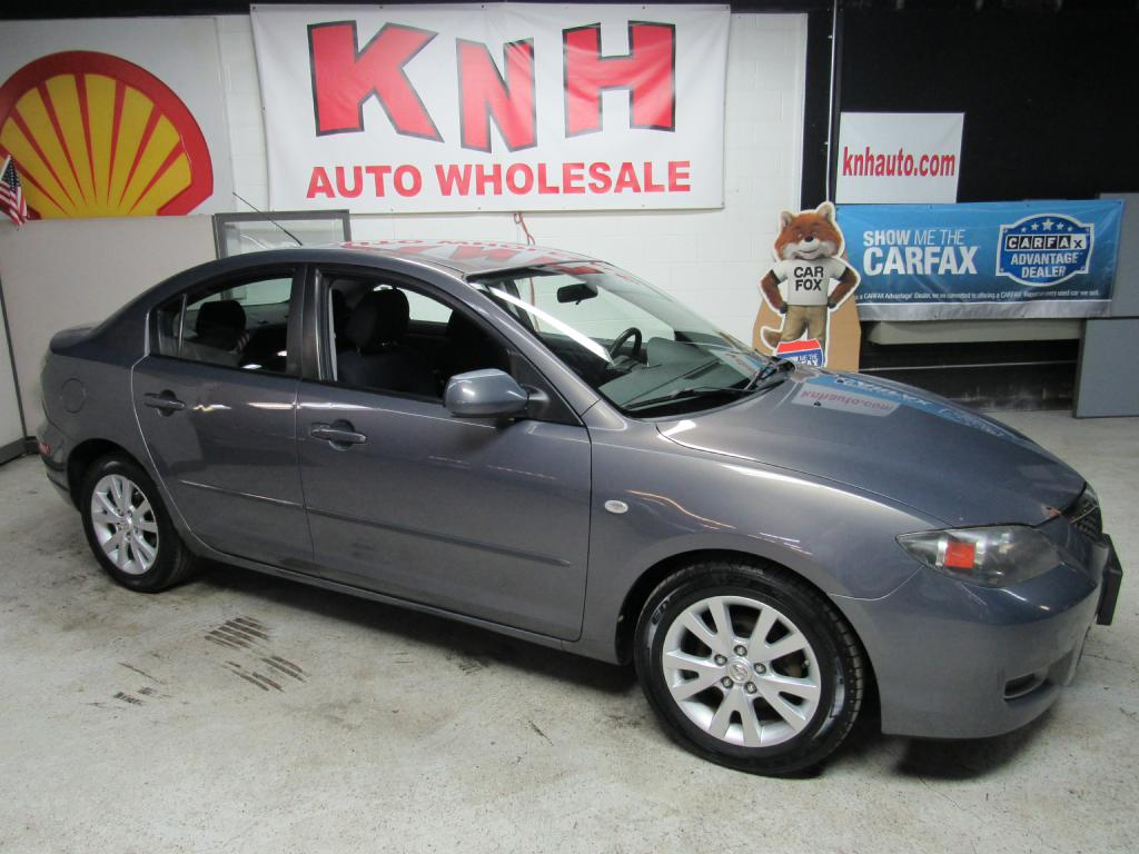 2007 MAZDA 3 I for sale at KNH Auto Sales