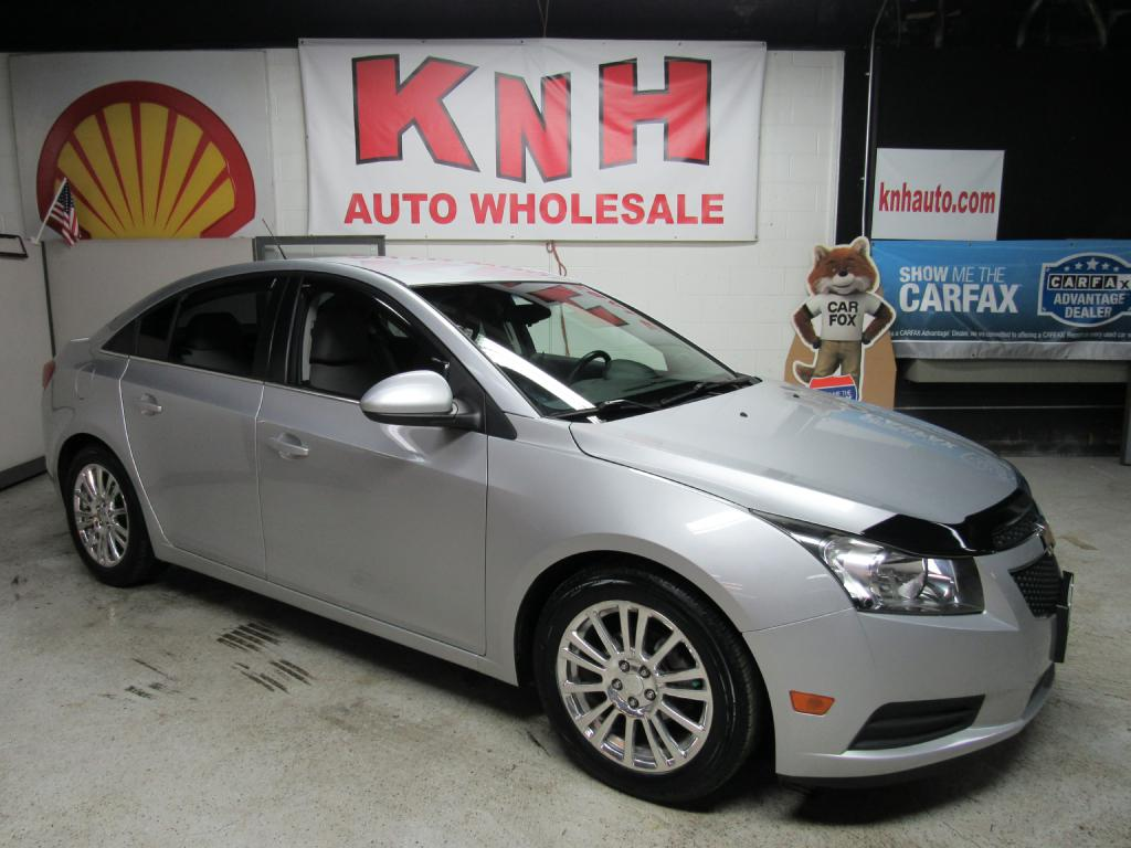 2012 CHEVROLET CRUZE ECO for sale at KNH Auto Sales