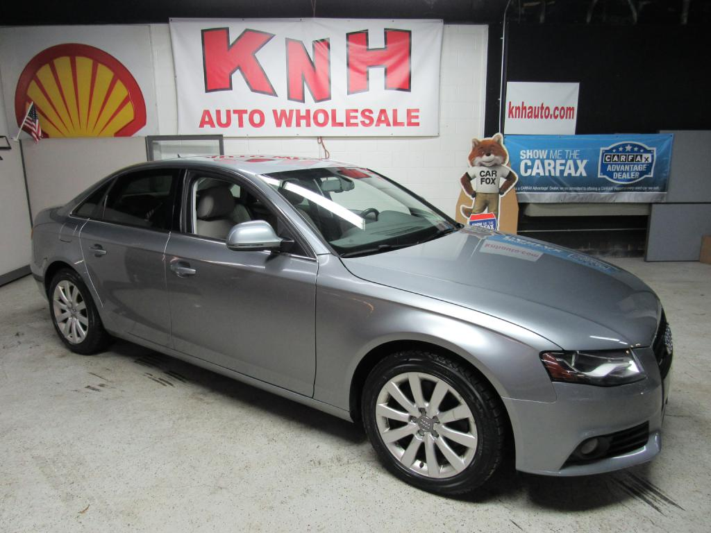 2009 AUDI A4 3.2 QUATTRO for sale at KNH Auto Sales