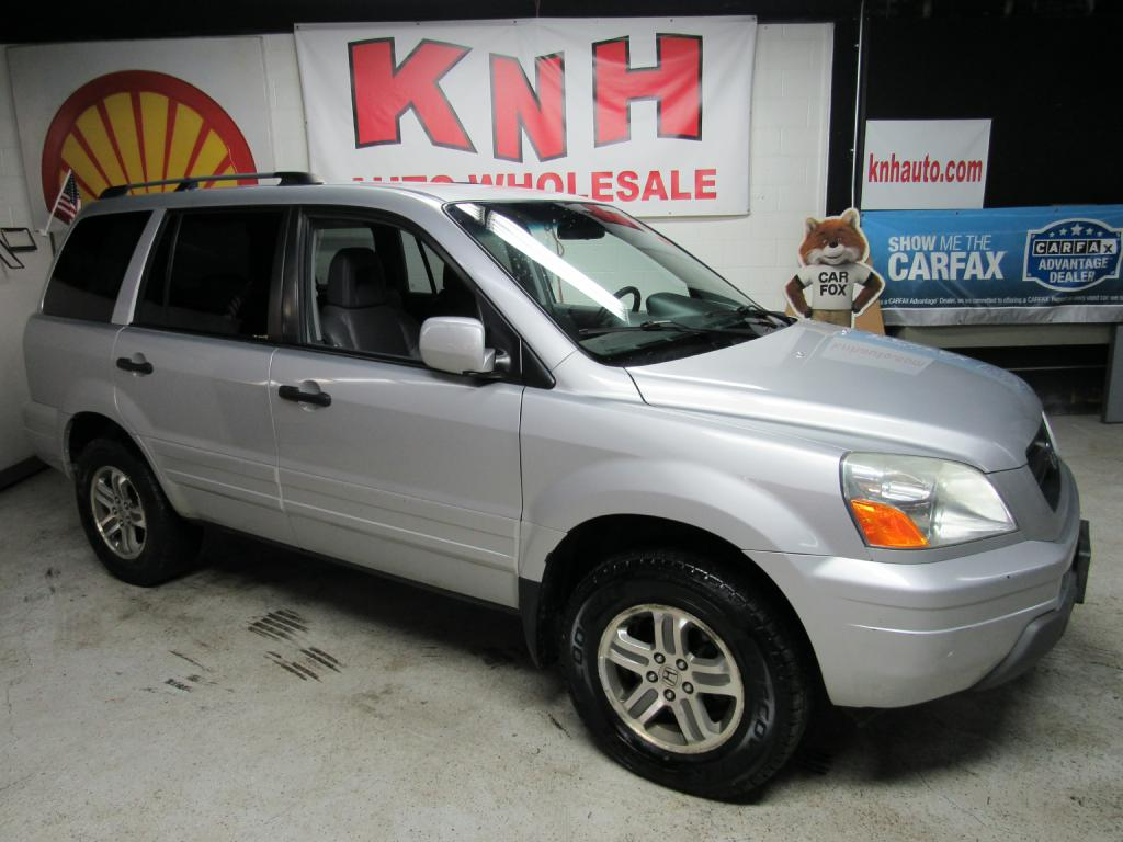 2003 HONDA PILOT EXL for sale at KNH Auto Sales