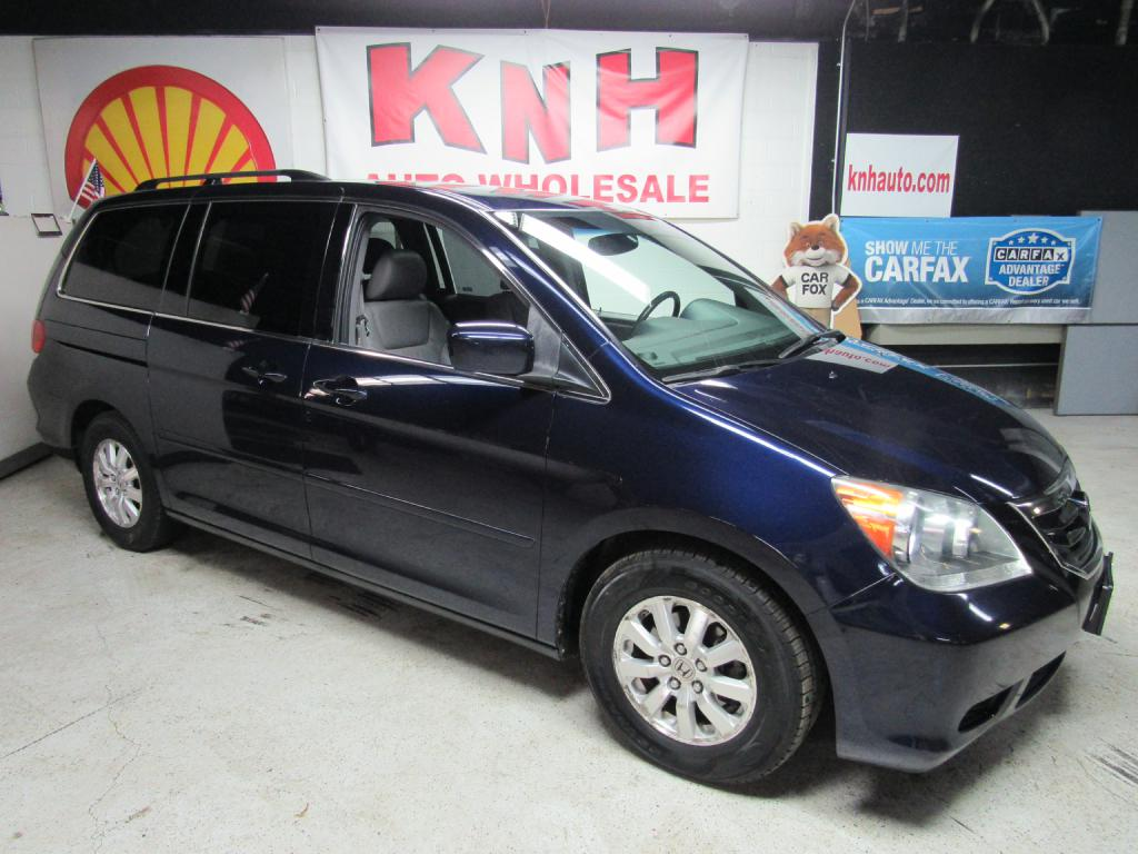 2008 HONDA ODYSSEY EXL for sale at KNH Auto Sales