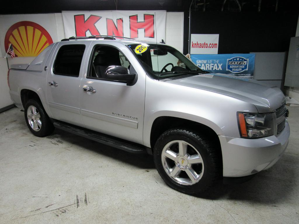 2013 CHEVROLET AVALANCHE LS for sale at KNH Auto Sales