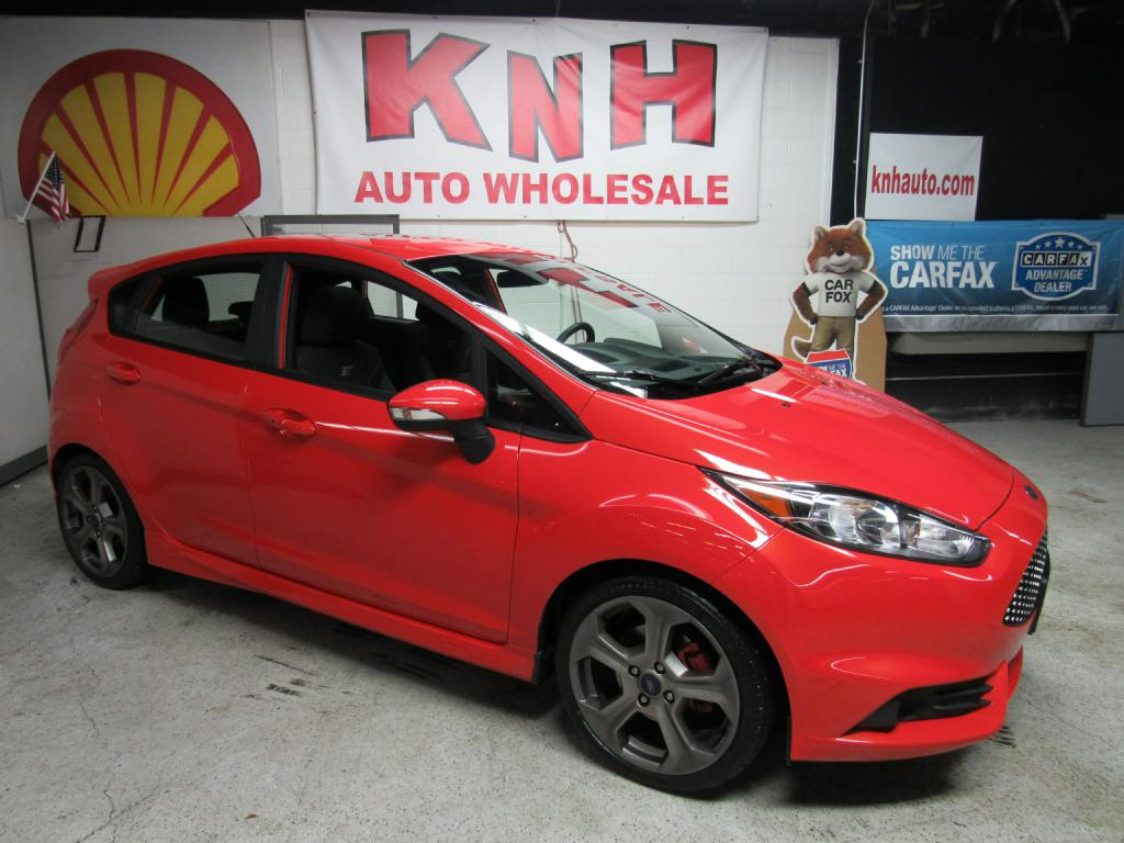 2015 FORD FIESTA ST for sale at KNH Auto Sales