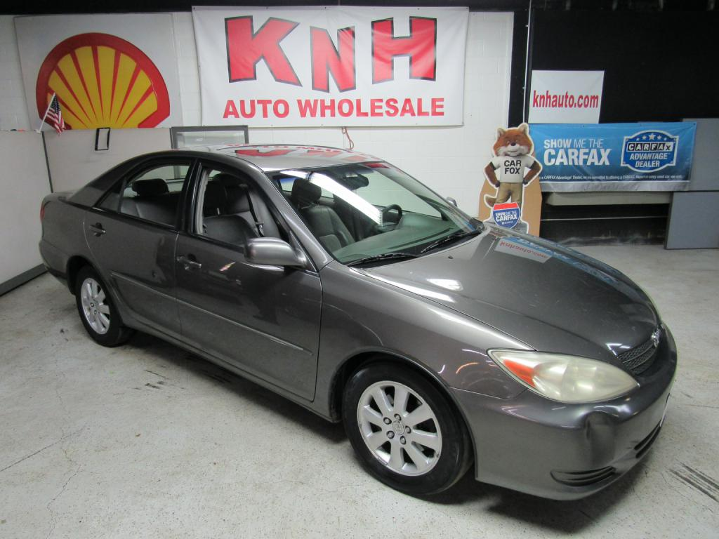 2002 TOYOTA CAMRY LE for sale at KNH Auto Sales