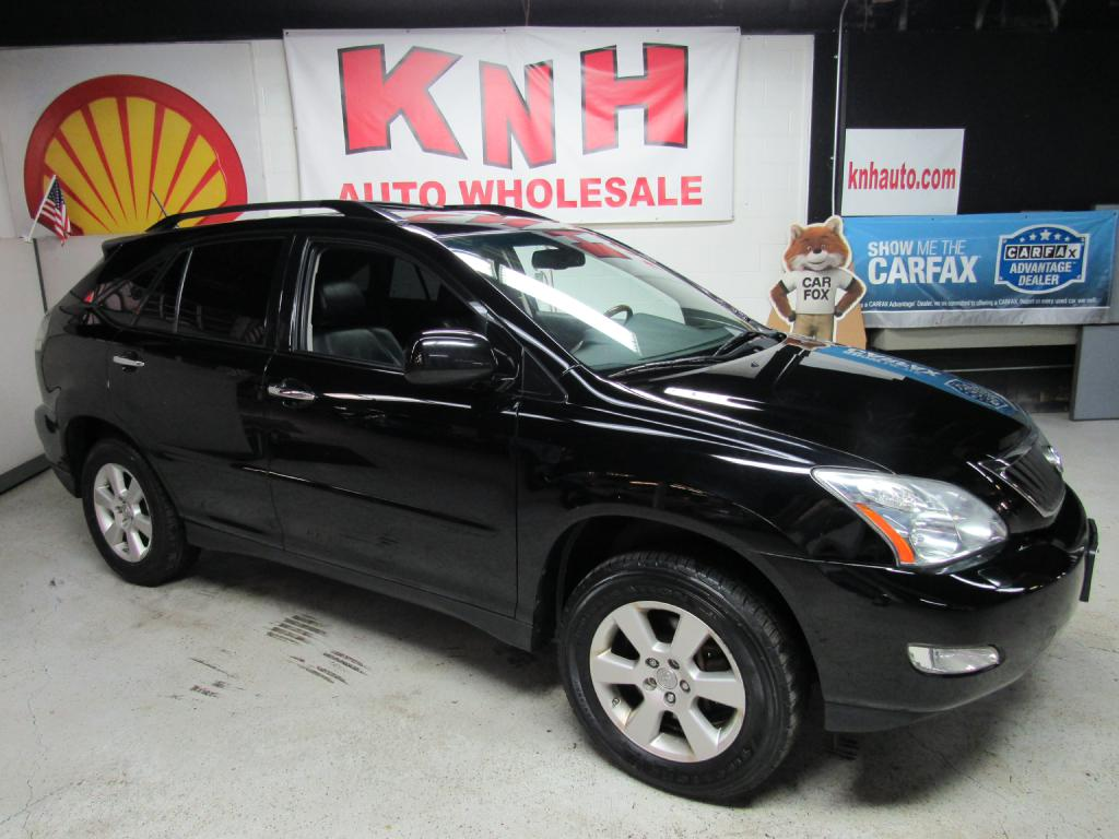 2009 LEXUS RX 350 for sale at KNH Auto Sales