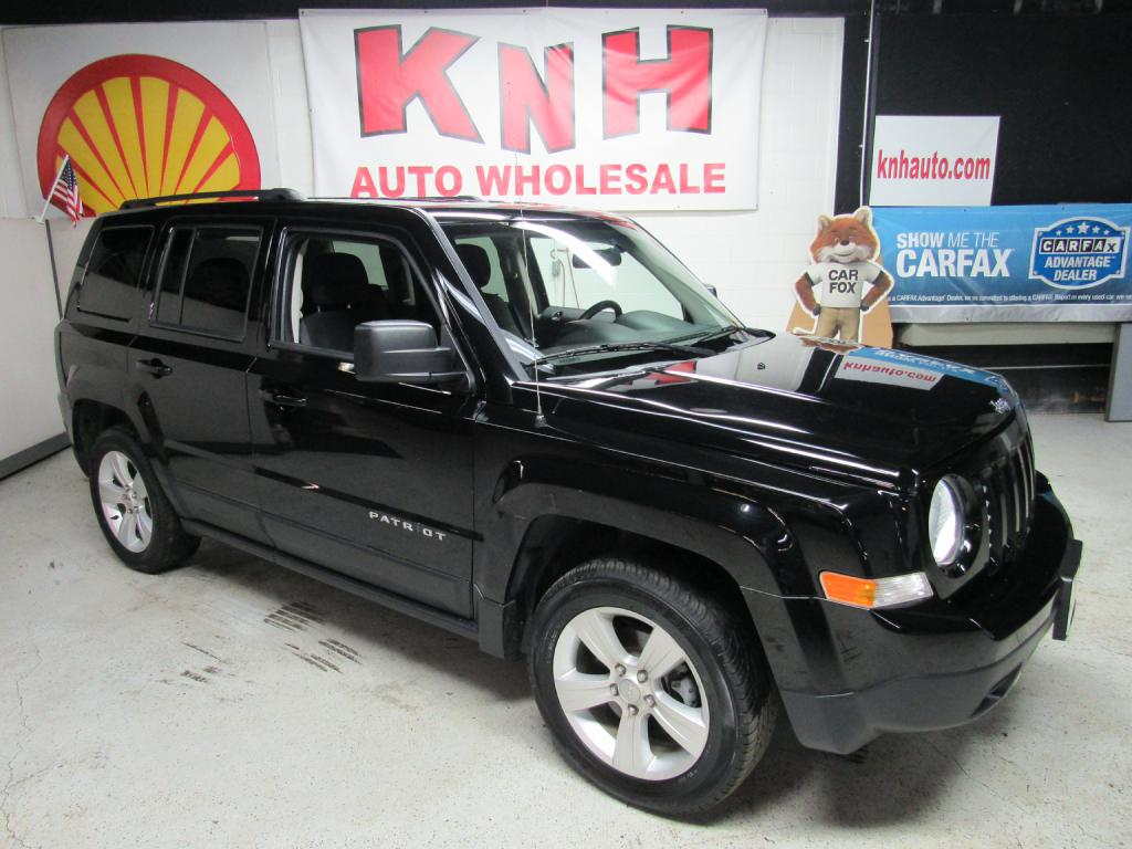 2014 JEEP PATRIOT LATITUDE for sale at KNH Auto Sales