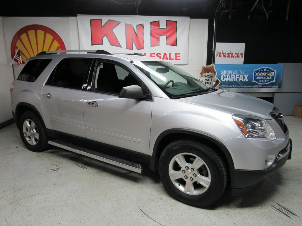2011 GMC ACADIA SLE for sale at KNH Auto Sales