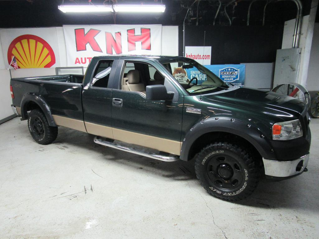 2006 FORD F150  for sale at KNH Auto Sales