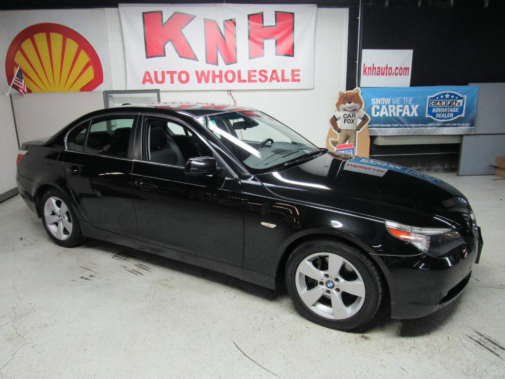 2006 BMW 530 XI for sale at KNH Auto Sales