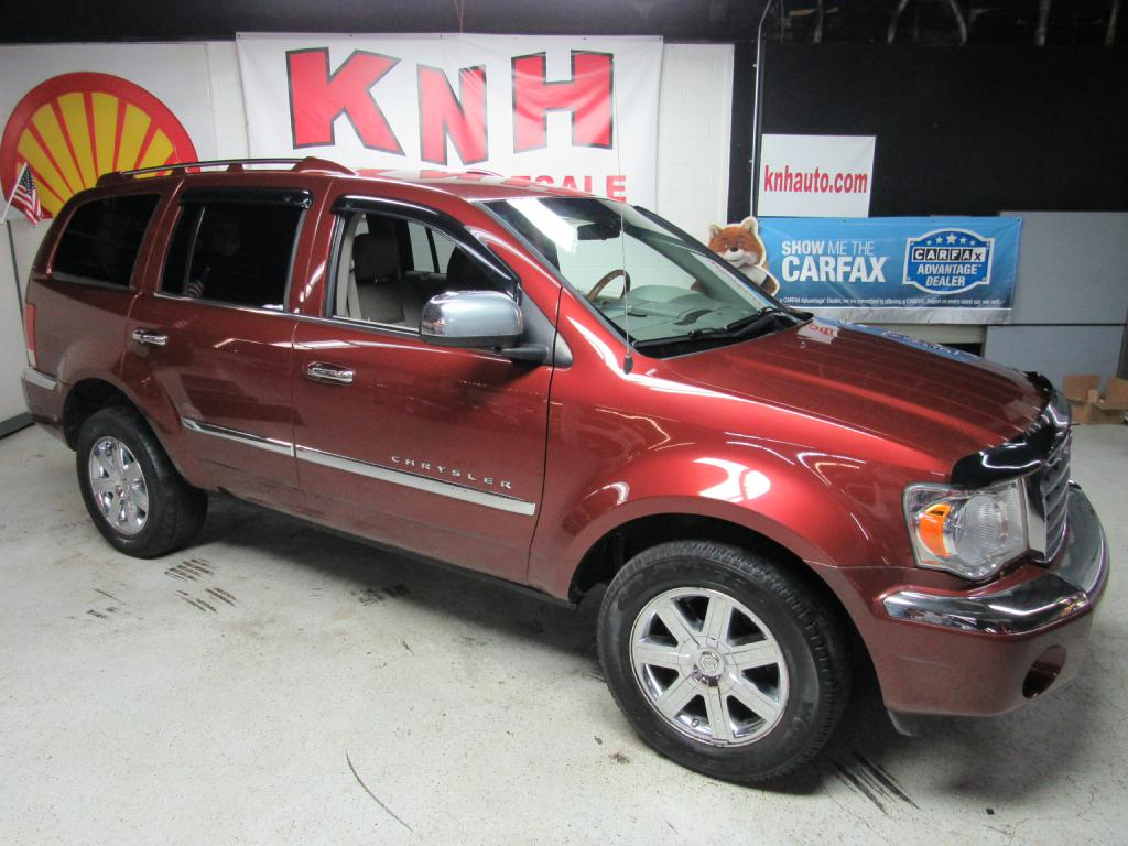 2008 CHRYSLER ASPEN LIMITED for sale at KNH Auto Sales