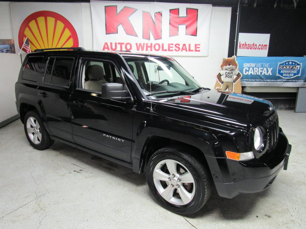 2012 JEEP PATRIOT LATITUDE for sale at KNH Auto Sales