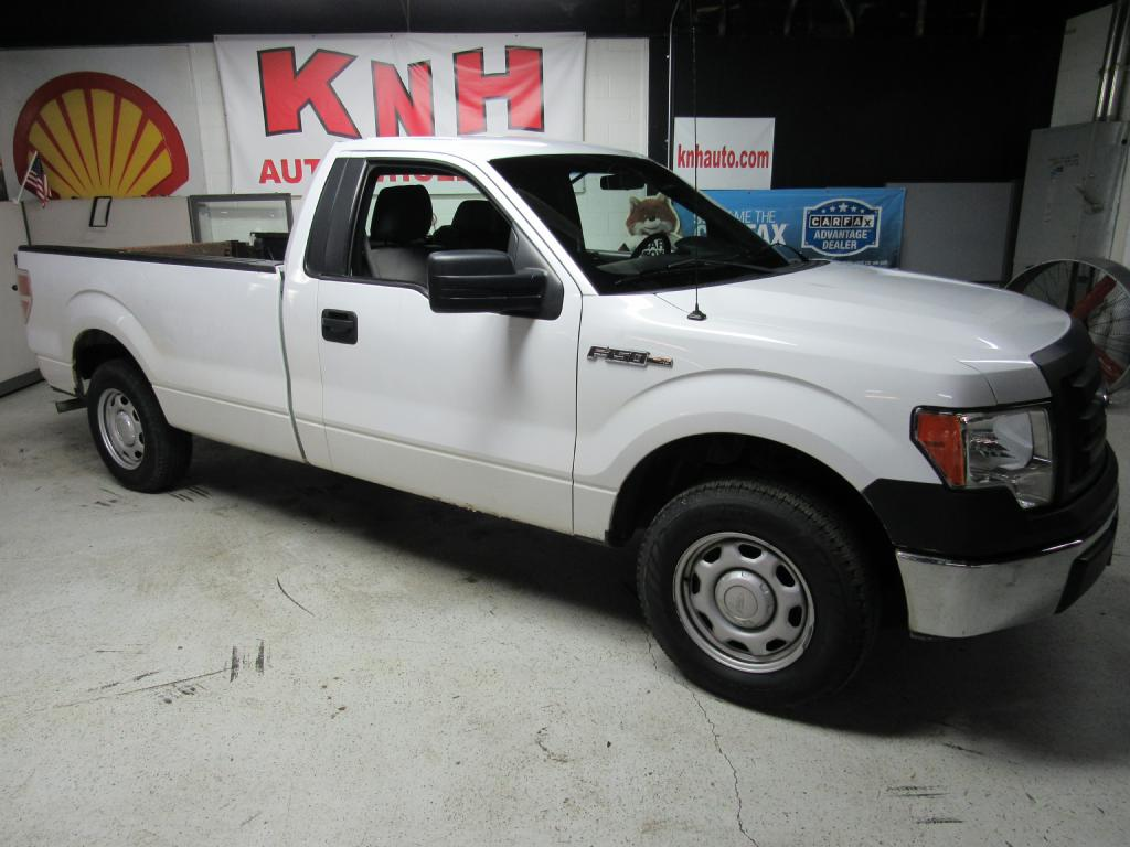 2011 FORD F150  for sale at KNH Auto Sales
