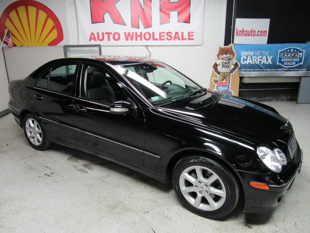 2007 MERCEDES-BENZ C-CLASS C280 4MATIC for sale at KNH Auto Sales
