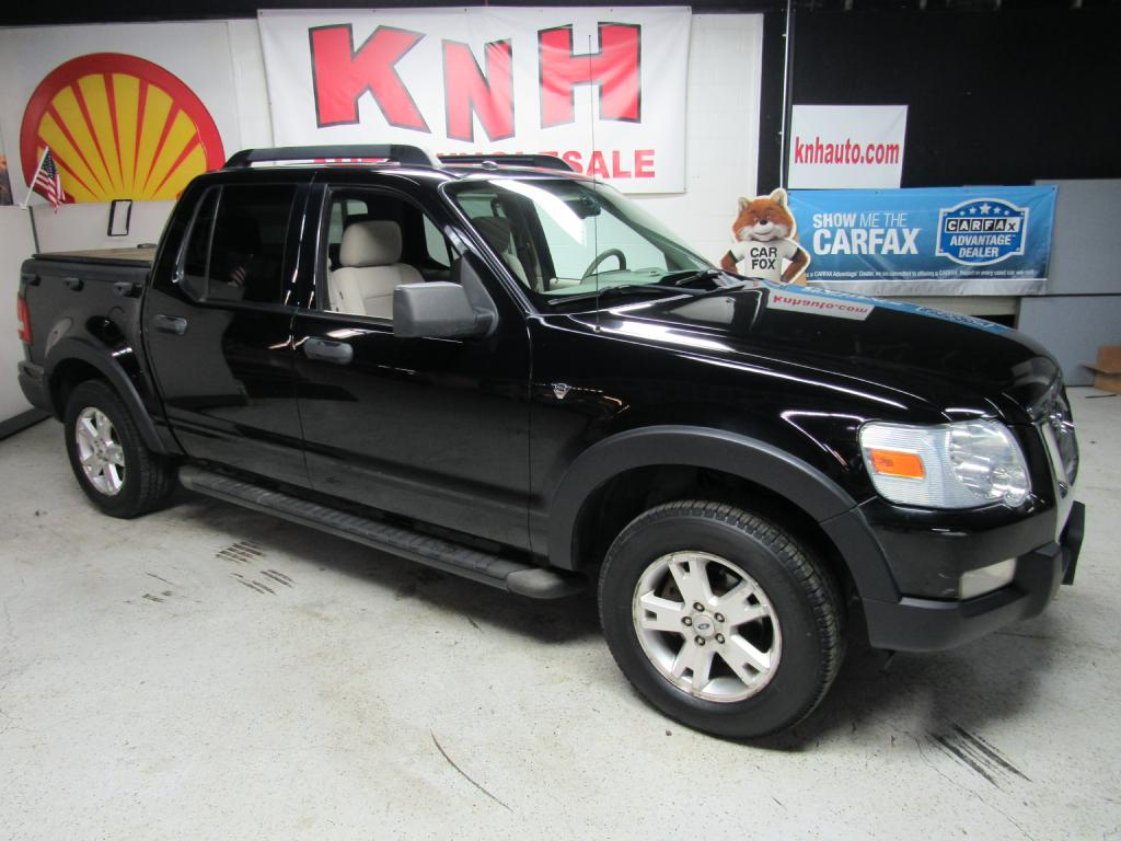 2007 FORD EXPLORER SPORT XLT for sale at KNH Auto Sales