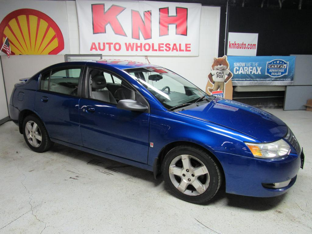2006 SATURN ION LEVEL 3 for sale at KNH Auto Sales