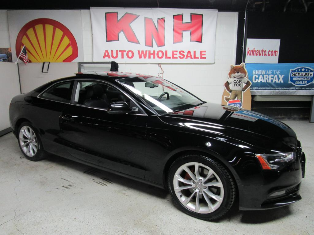 2014 AUDI A5 PREMIUM PLUS for sale at KNH Auto Sales