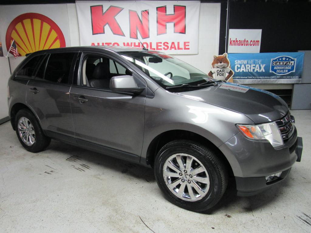 2010 FORD EDGE SEL for sale at KNH Auto Sales