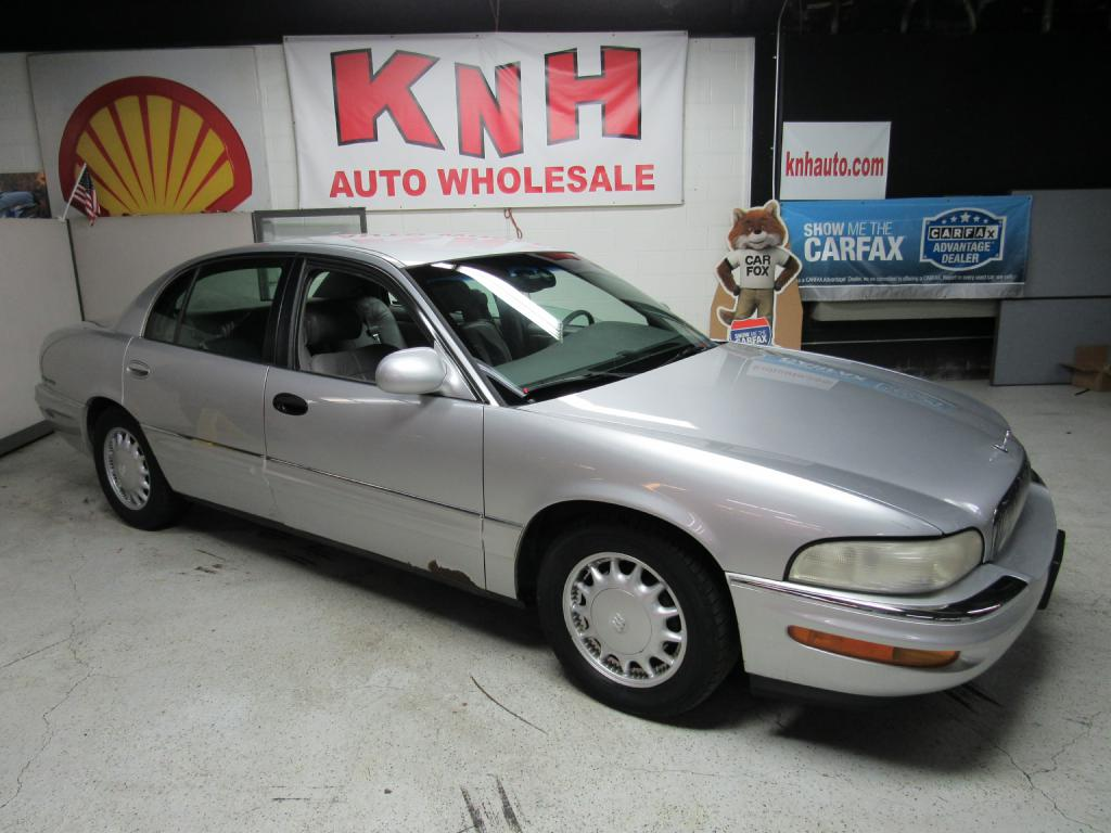 1999 BUICK PARK AVENUE  for sale at KNH Auto Sales