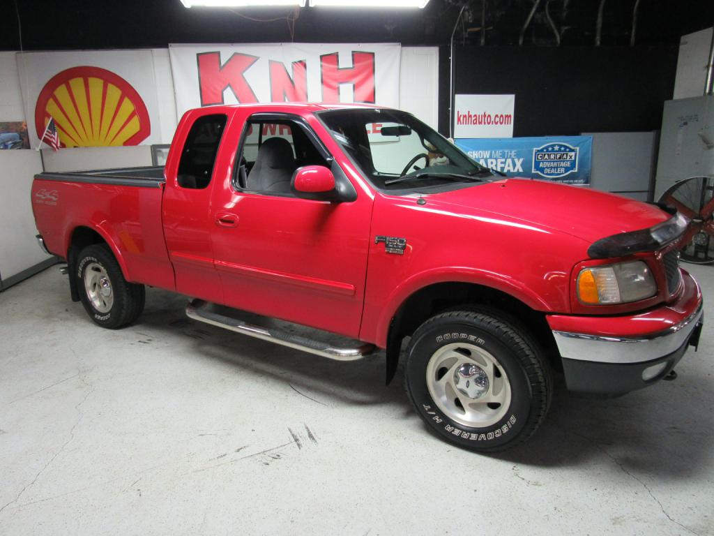 2000 FORD F150  for sale at KNH Auto Sales