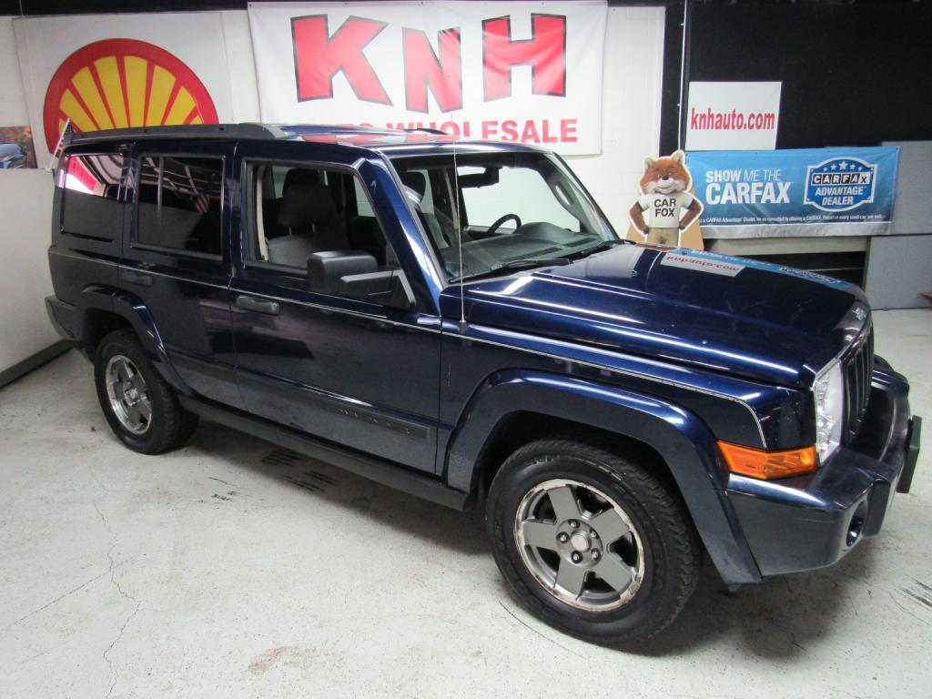 2006 JEEP COMMANDER  for sale at KNH Auto Sales