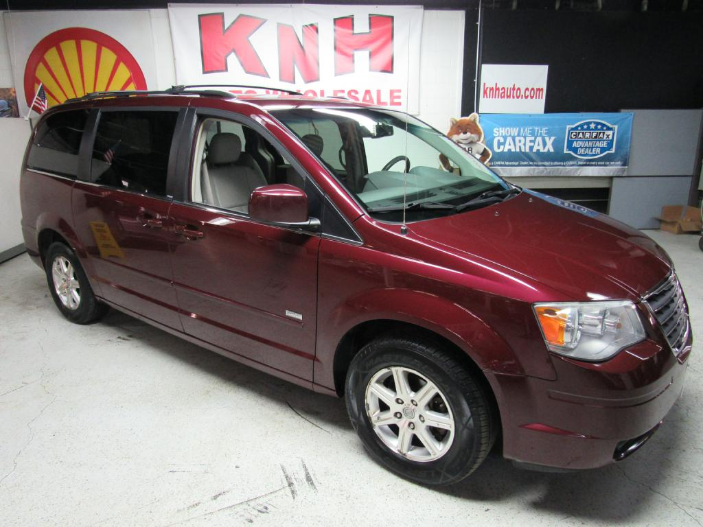 2008 CHRYSLER TOWN & COUNTRY TOURING for sale at KNH Auto Sales