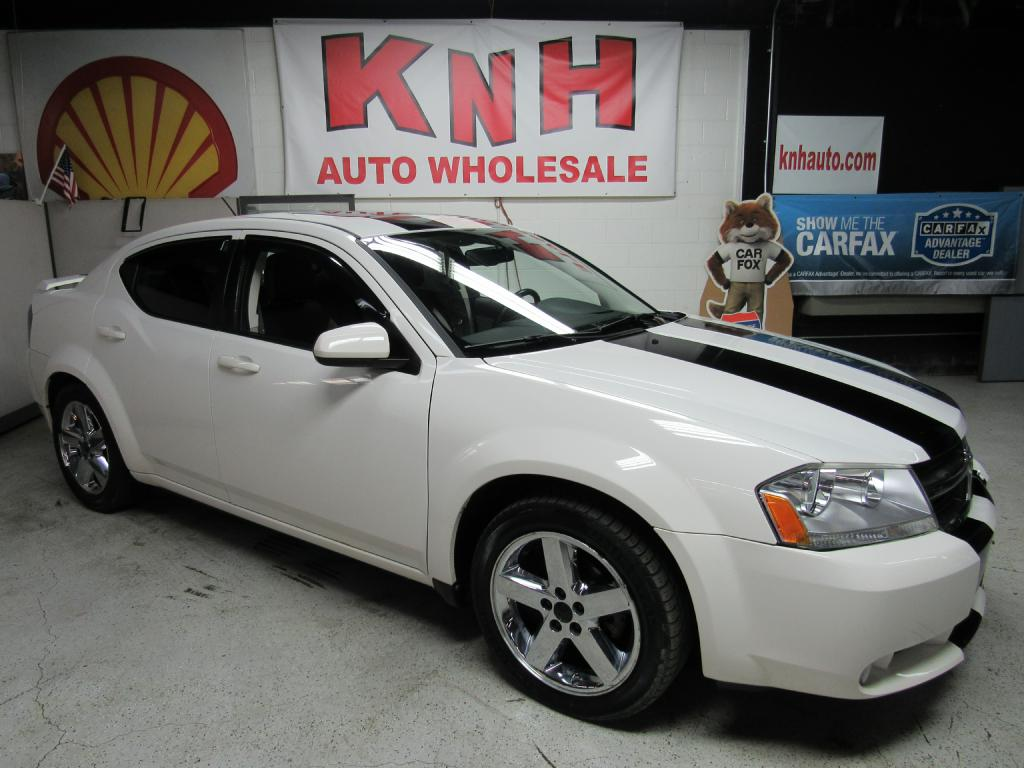 2010 DODGE AVENGER R/T for sale at KNH Auto Sales