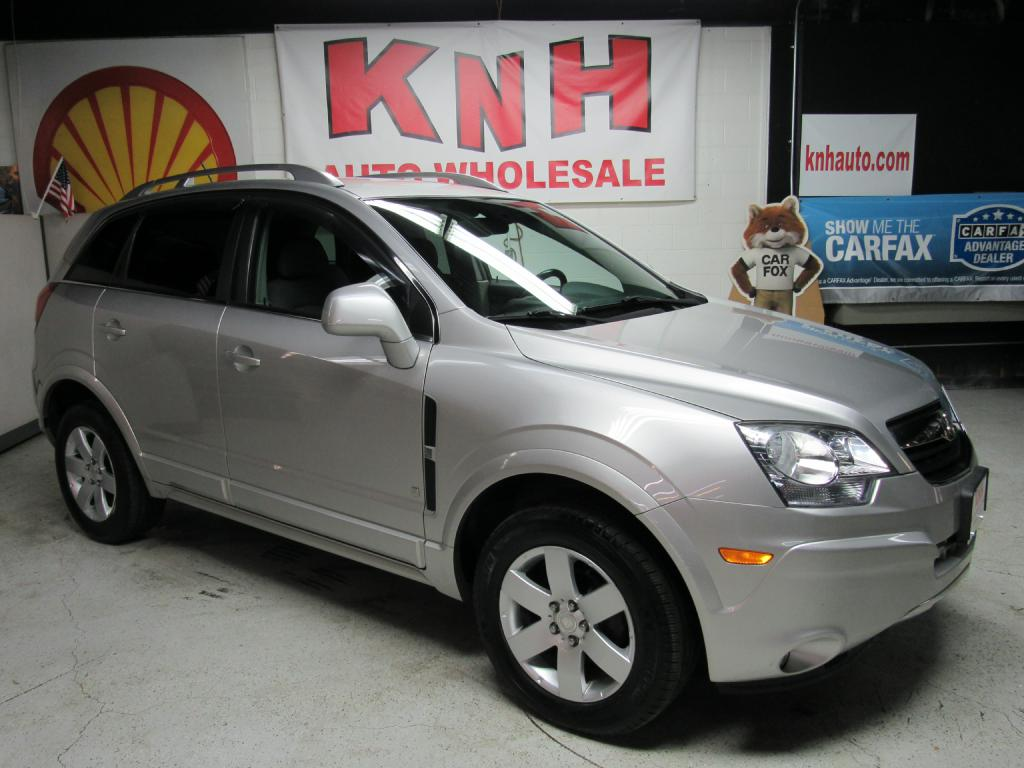 2008 SATURN VUE XR for sale at KNH Auto Sales