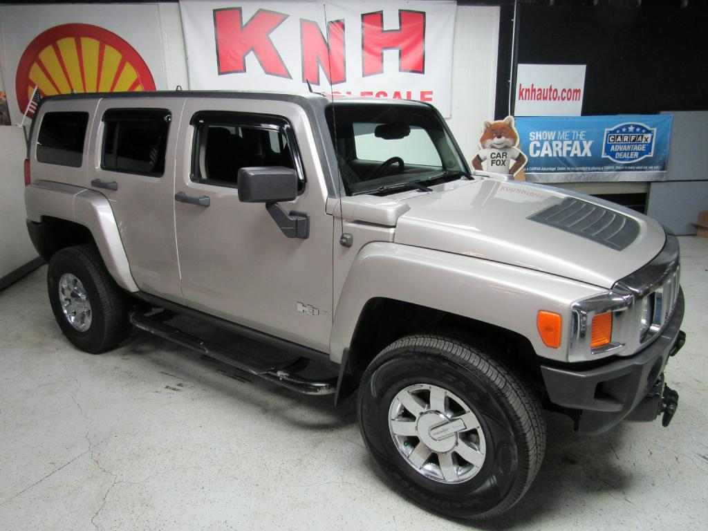 2006 HUMMER H3  for sale at KNH Auto Sales