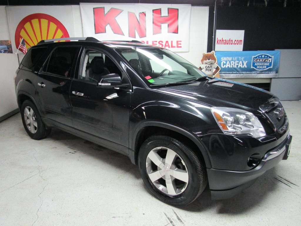 2012 GMC ACADIA SLT-1 for sale at KNH Auto Sales