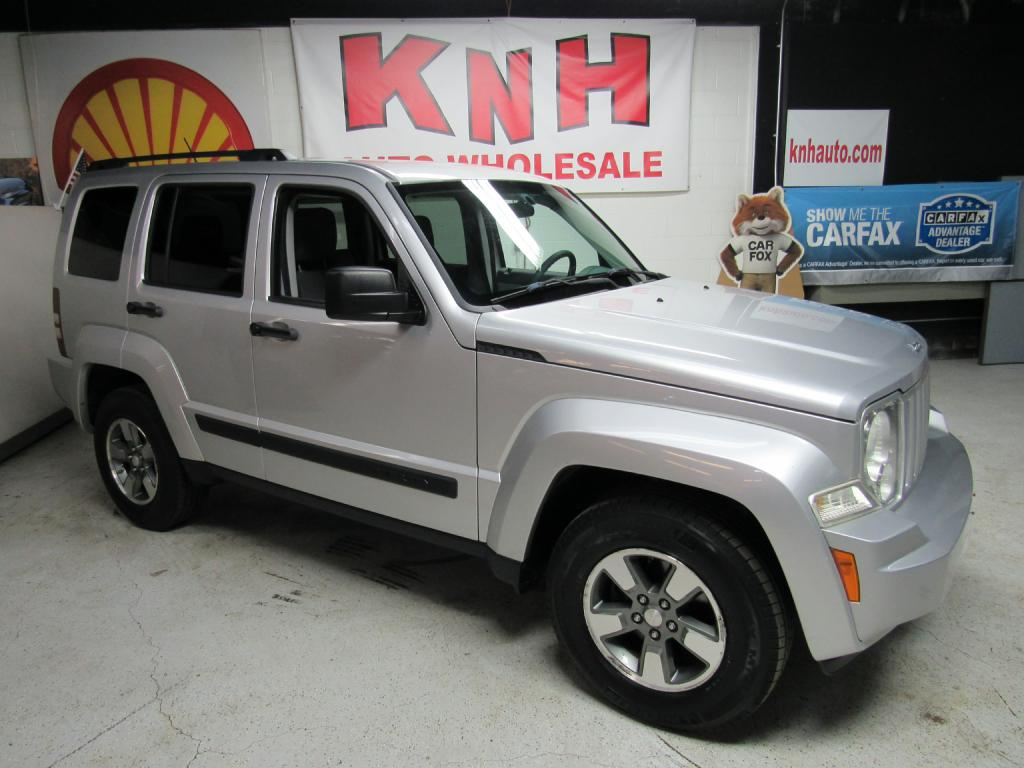 2008 JEEP LIBERTY SPORT for sale at KNH Auto Sales