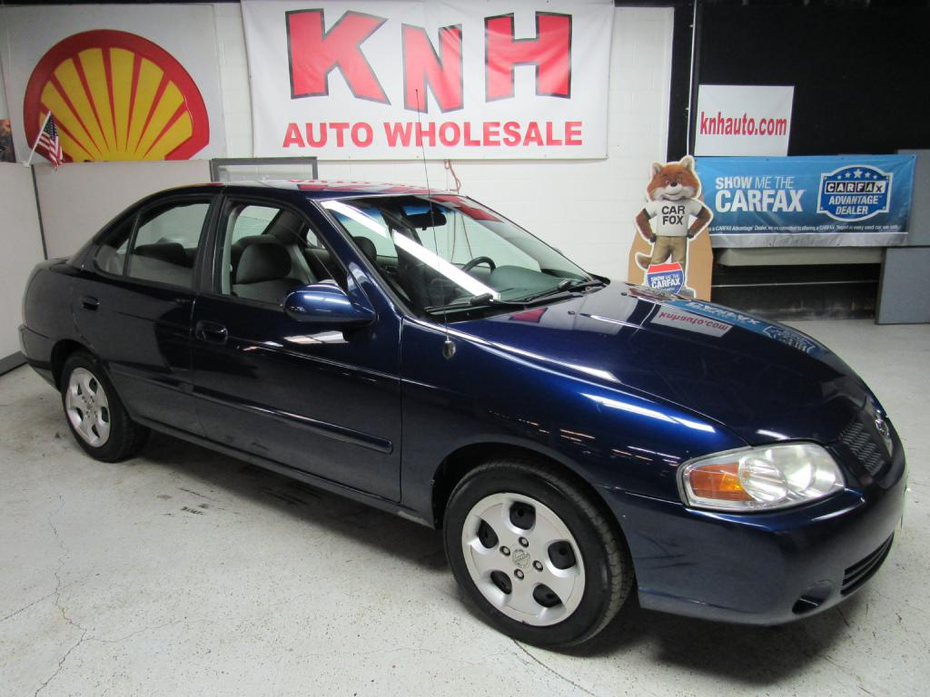 2006 NISSAN SENTRA 1.8 for sale at KNH Auto Sales